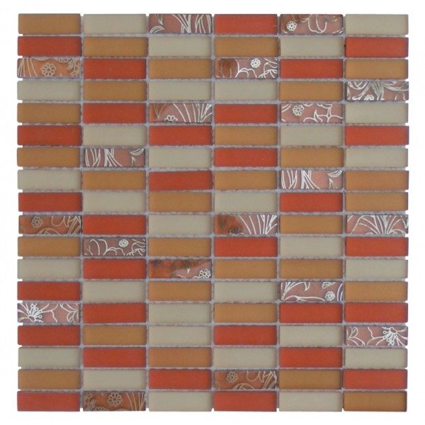 "MOSAIQUE ""BARRETTE SABLE 30x30"""