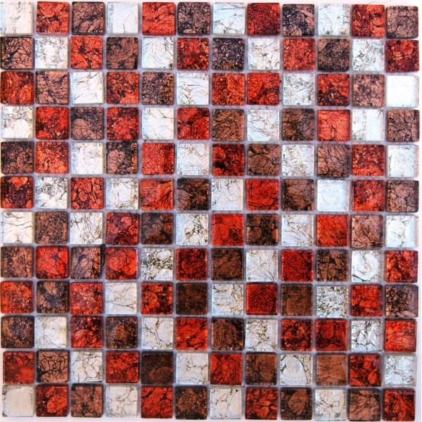 "MOSAIQUE ""SUBLIME AMBRE 23mm 30x30"""