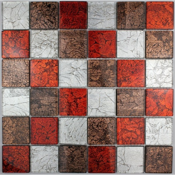 "MOSAIQUE ""SUBLIME AMBRE 48mm 30x30"""