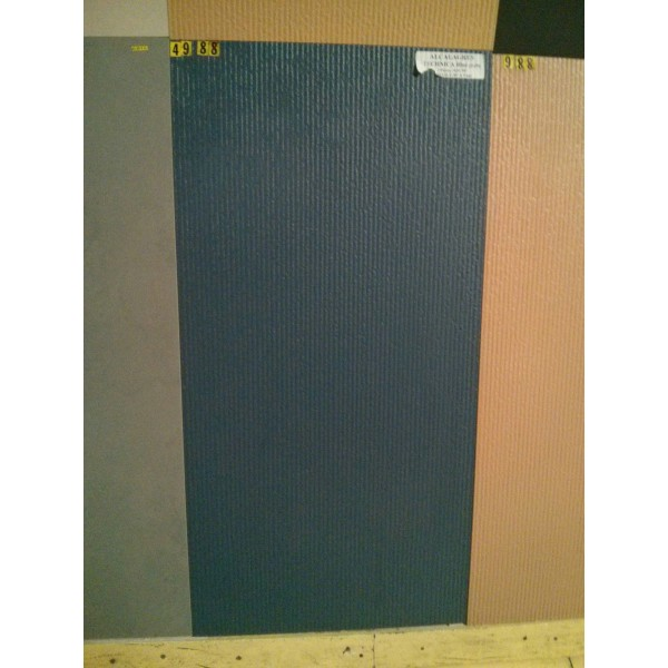 "CARRELAGE ""TECNIKA RIGATTO BLUE 45x90"""