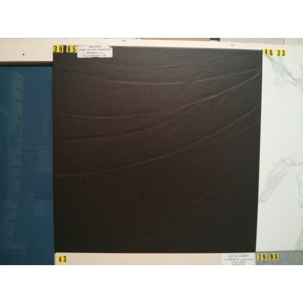 CARRELAGE WAVES GRAFITTO 60x60