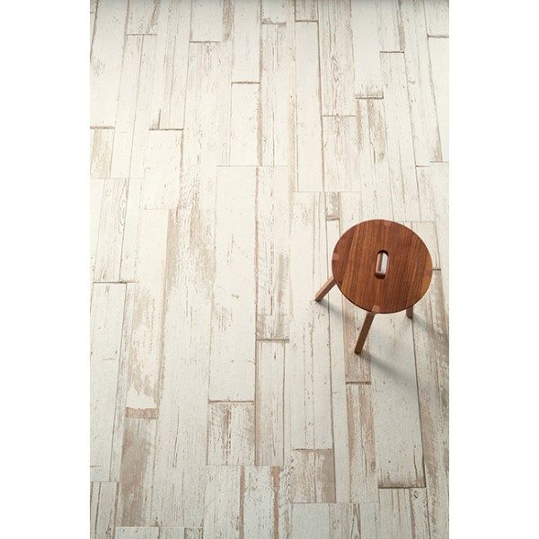 "CARRELAGE PARQUET ""BLENDART WHITE CRAFT 30x120"""