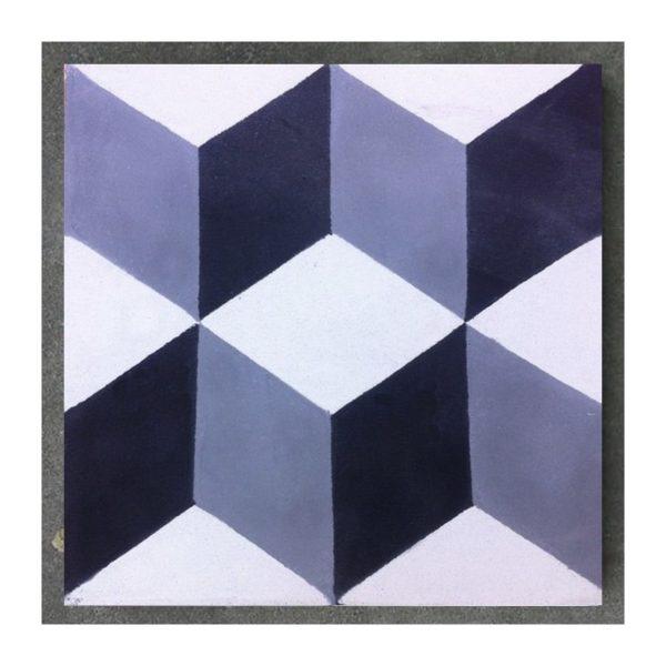 """""""Cubic Blue"""""""